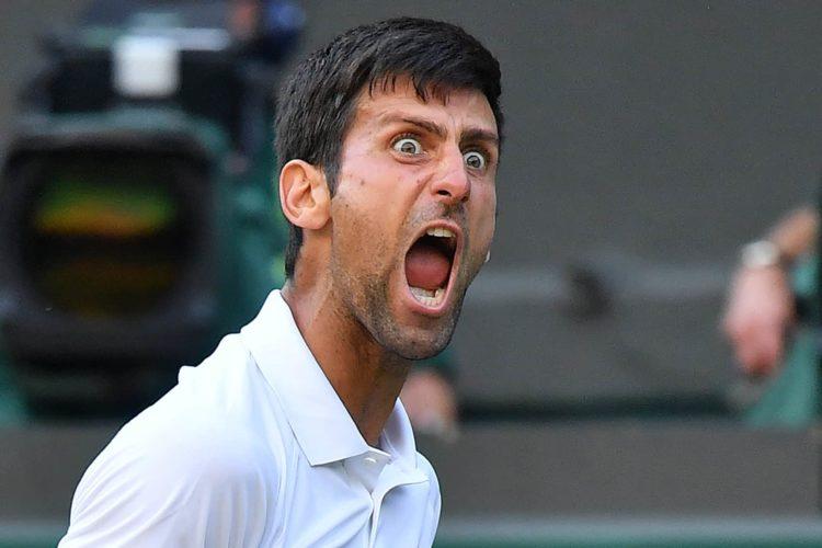 frustrace v tenise